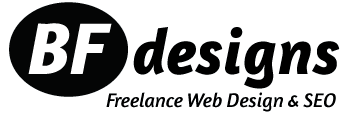 BFdesigns freelance Web design